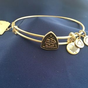 ALEX AND ANI STEADY VESSEL BRACELET